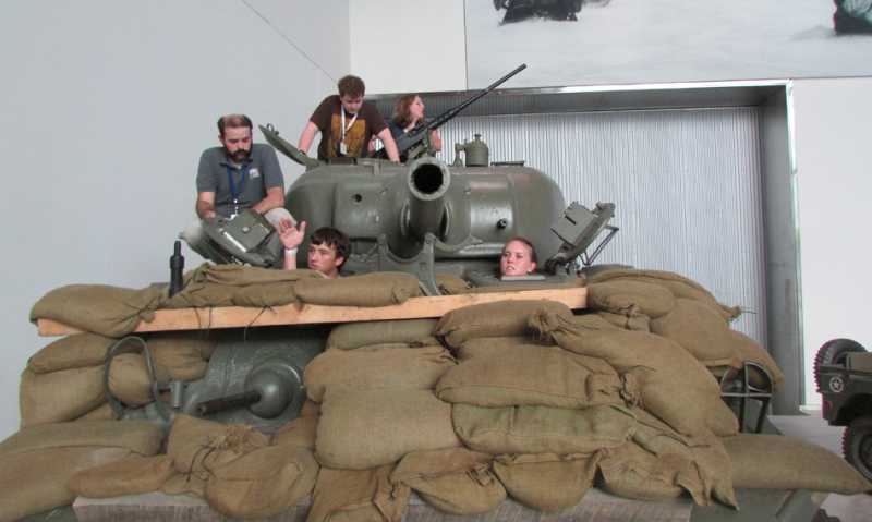 Students Follow The Footsteps Of World War II Heroes | The American Legion
