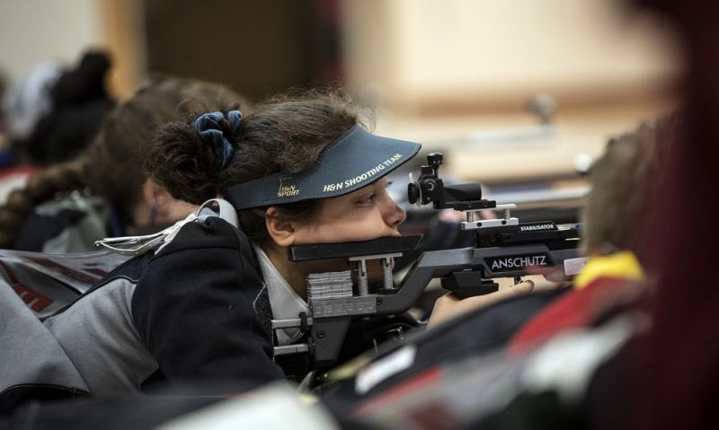 American Legion air rifle program is 'about the youth'