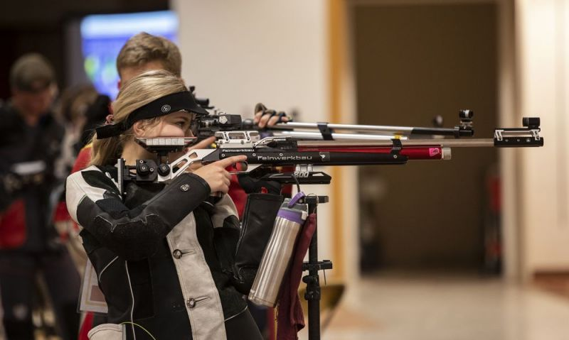 Legion air rifle finals set with 16 youth marksmen advancing