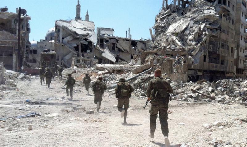 Syria: No Easy Matter