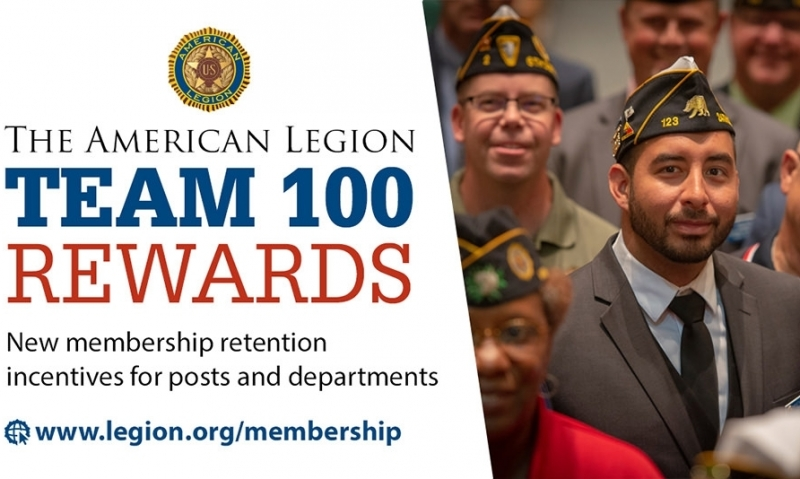 Downloadable ads promote new Team 100 membership rewards