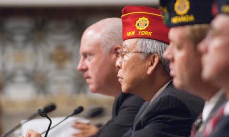 Commander: Pass job bill for veterans