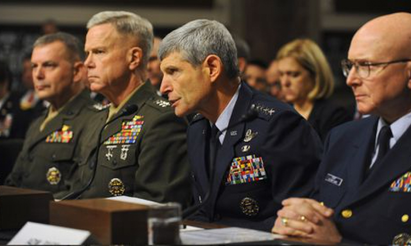 Legion opposes last-minute DADT repeal