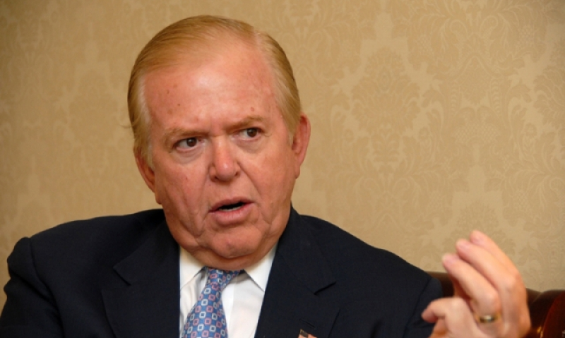 Oratoricals helped shape Lou Dobbs' career