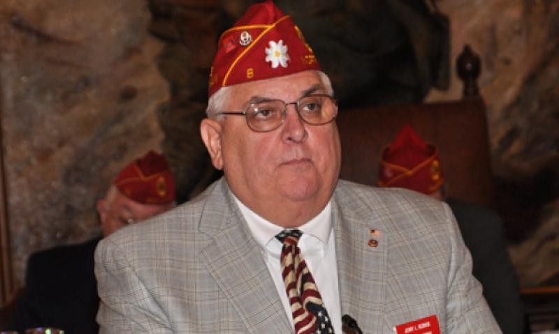 Longtime NECman honored on Senate floor
