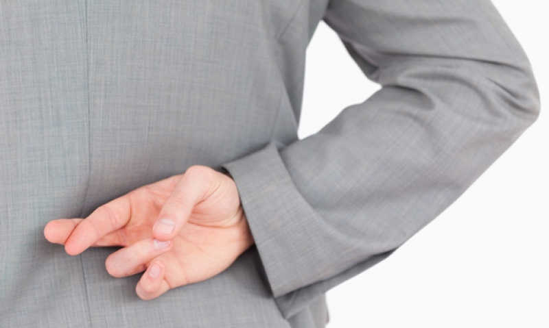 Four big lies employers tell job applicants