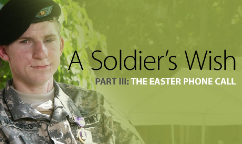 A Soldier's Wish: Part III