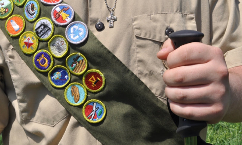 Scouts celebrate 100 years