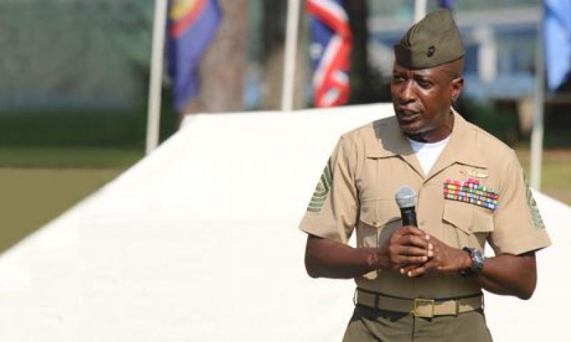 Veterans Day speech available