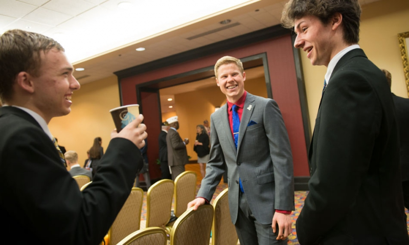 California, Kentucky and Minnesota youth earn spot in Oratorical finals