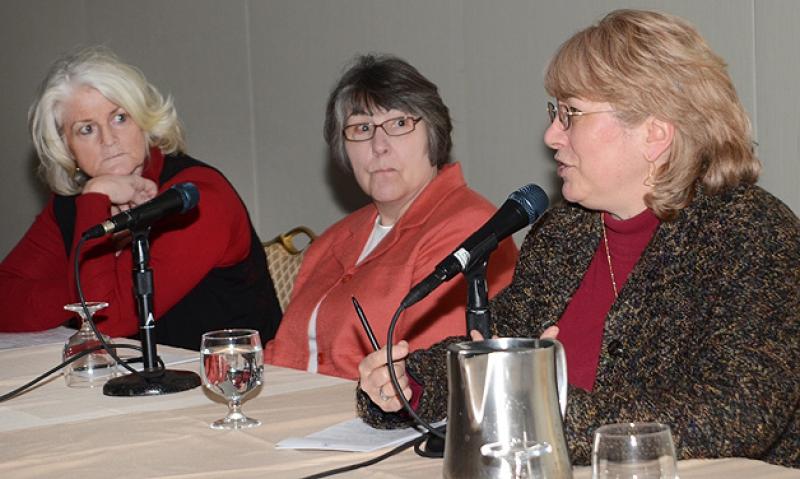 Women vets panel examines rural health care