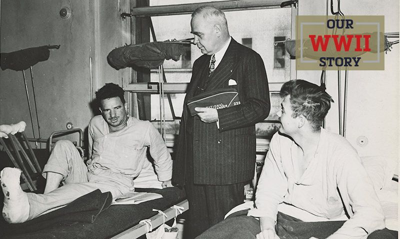 OUR WWII STORY: V-E Day and the call for peace