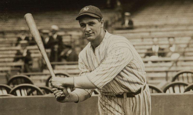 American Legion Baseball to honor Lou Gehrig Day