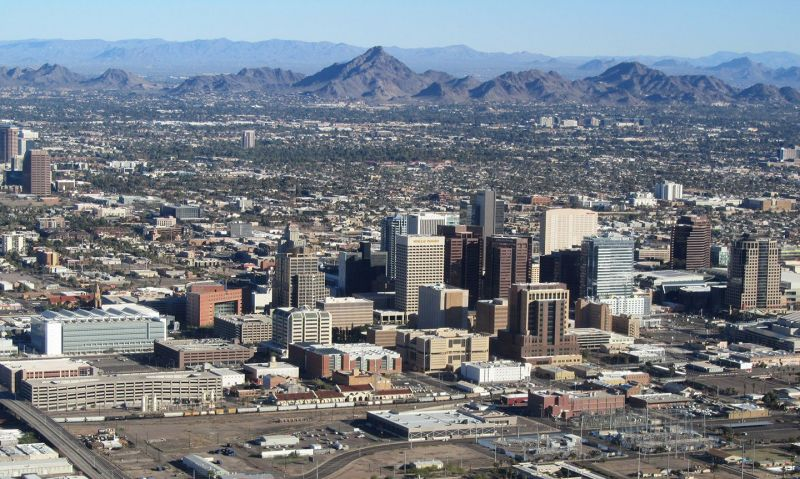 District commanders earn trip to Phoenix