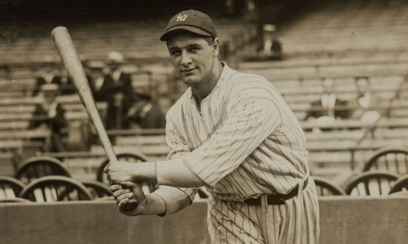 Speech available for Lou Gehrig Day events