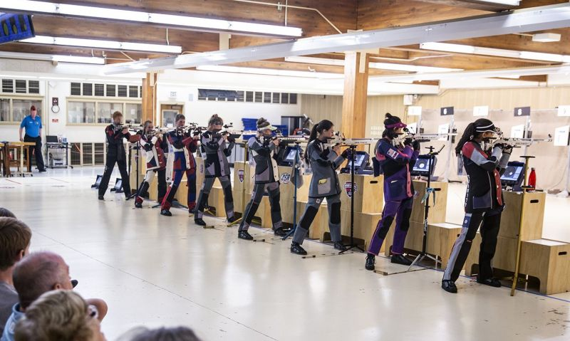 30 youth invited to American Legion air rifle championship