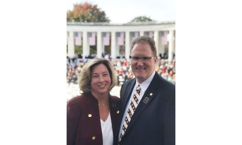 BVA chairman driven to improve lives of veterans