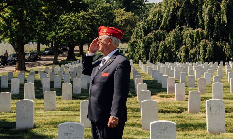 'Welcome home' tribute honors World War I veterans