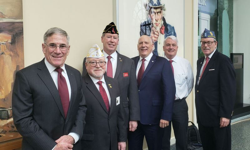 Efforts to memorialize chaplains moves forward