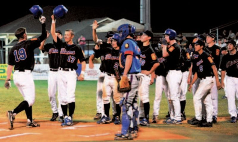 Shelby's finest: Nevada's first American Legion World Series champs