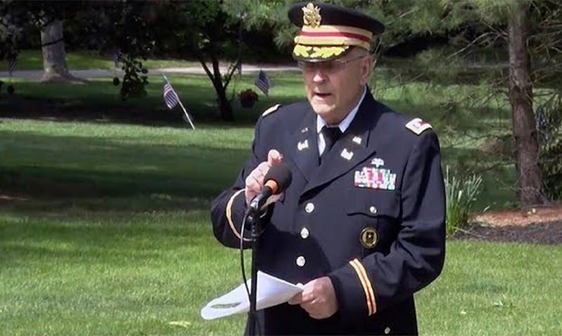 Full text of Lt. Col. Kemter's Memorial Day speech