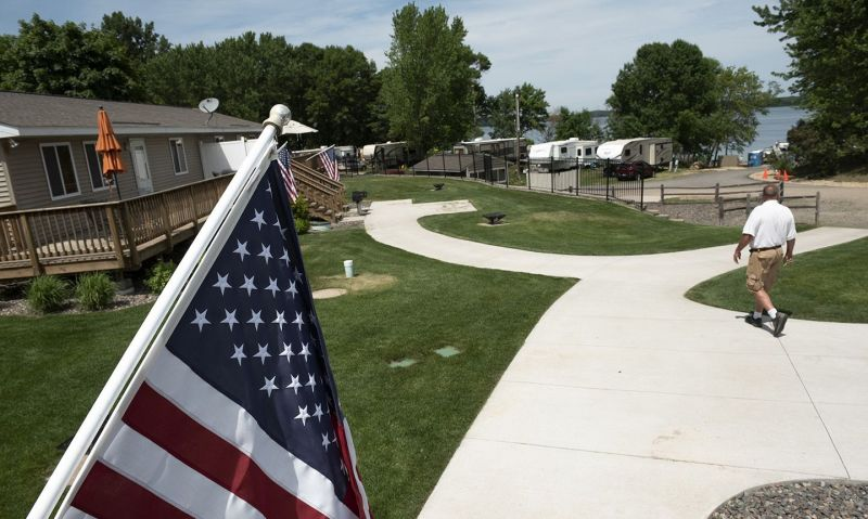 Minnesota's Veterans Campground is 'a special place'