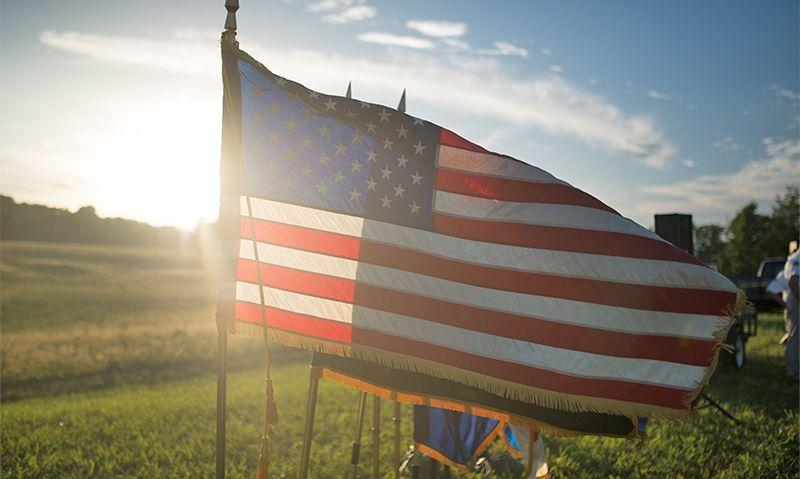 Legion-supported flag protection amendment reintroduced