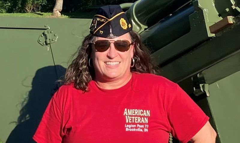 Buddy Checks help Legionnaire use leadership skills from military service