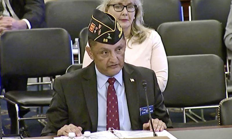 American Legion testifies before Senate committee on Buddy Check week, other vital health-care initiatives