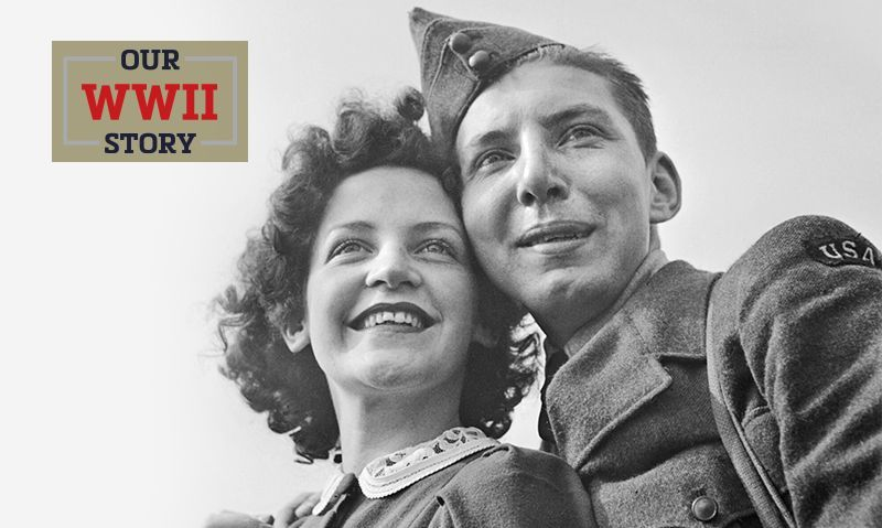 OUR WWII STORY: Here come the war brides