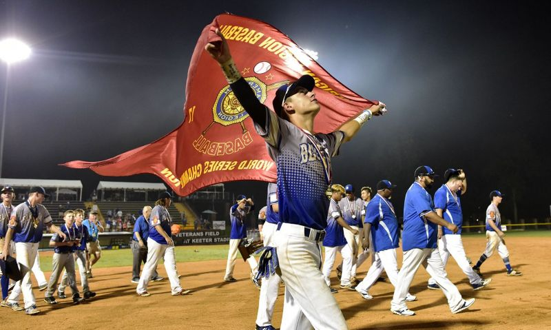 Shelby's finest: Nevada takes an unconventional path to the 2017 ALWS title