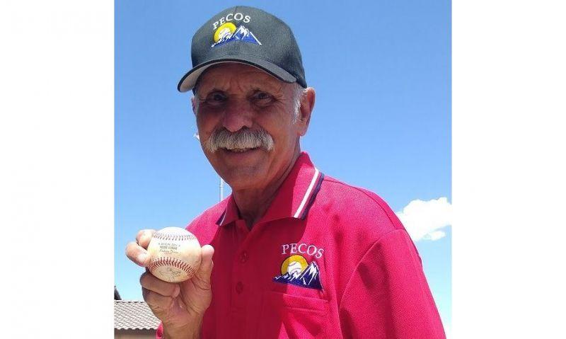 Sons member and American Legion Rider sets professional baseball umpiring record