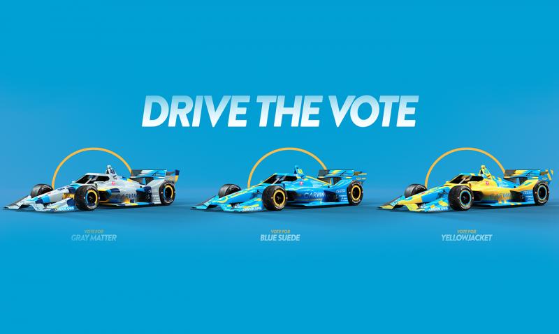 Vote for No. 48 car livery for Grand Prix of Portland