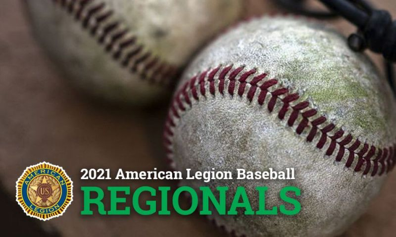 2021 American Legion Baseball regionals: Day 1 roundup