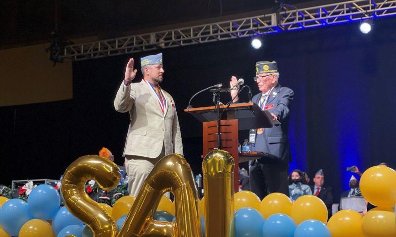 SAL National Commander Fox: 'We need to be a united brotherhood'