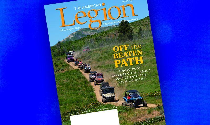 'American Legion Magazine' once again named 'best read'
