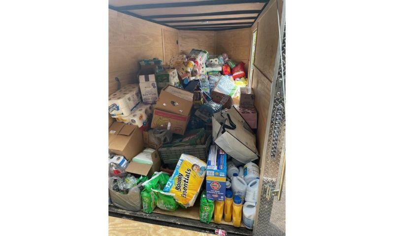 Legion Family helping relief efforts after Hurricane Ida