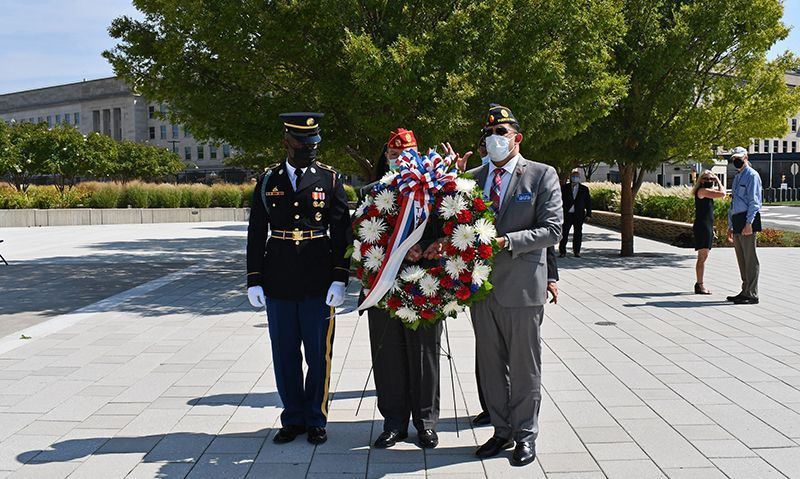 American Legion honors victims from 9/11 Pentagon attack