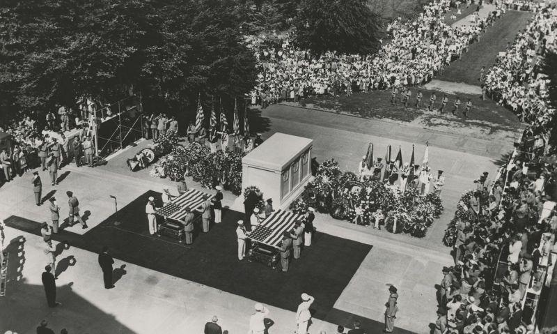 Celebrating the Tomb's centennial