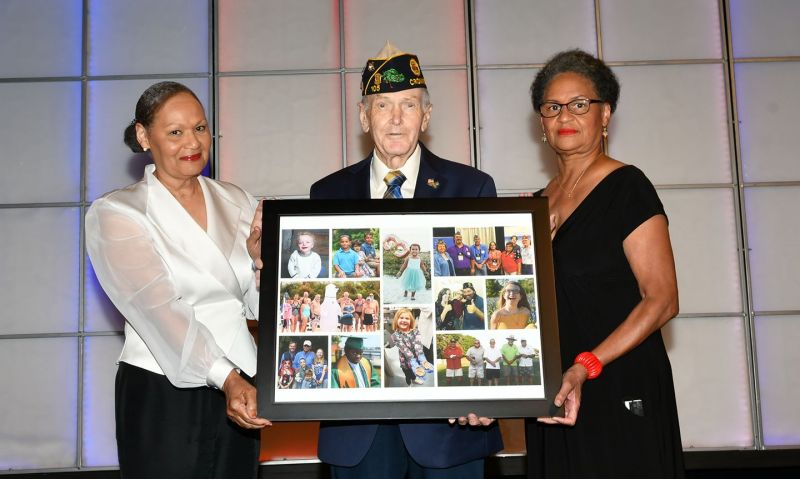 COTA honors Legion Family for 30 years of support