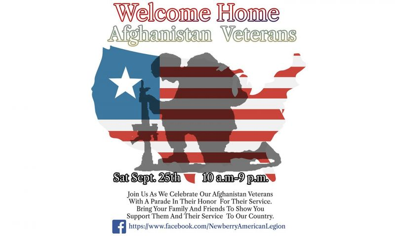 Florida Legion post to welcome home Afghanistan veterans