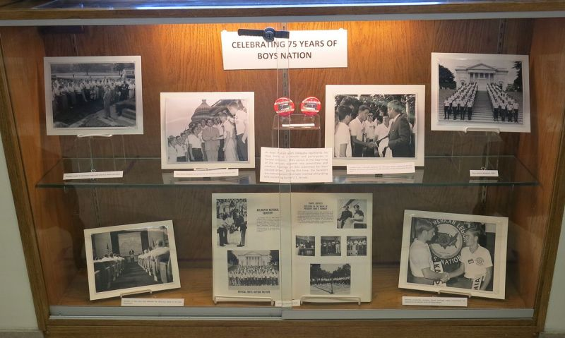 National library debuts Boys Nation exhibit
