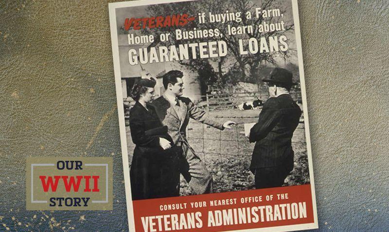 OUR WWII STORY: GI Bill educates new era of veteran farmers