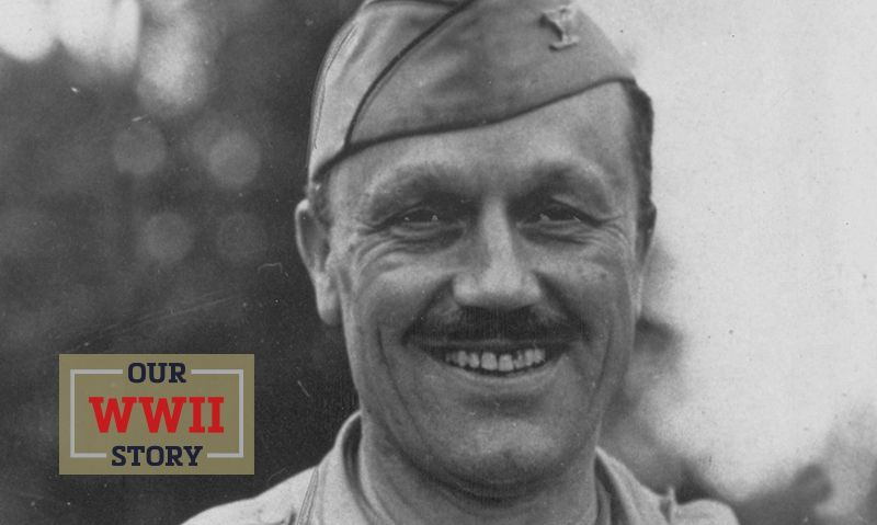 OUR WWII STORY: Col. H. Weir Cook 'dared to dream … dared to do'