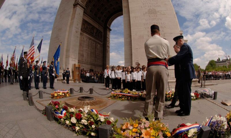 Legionnaires in Europe: Tomb centennial events are near you