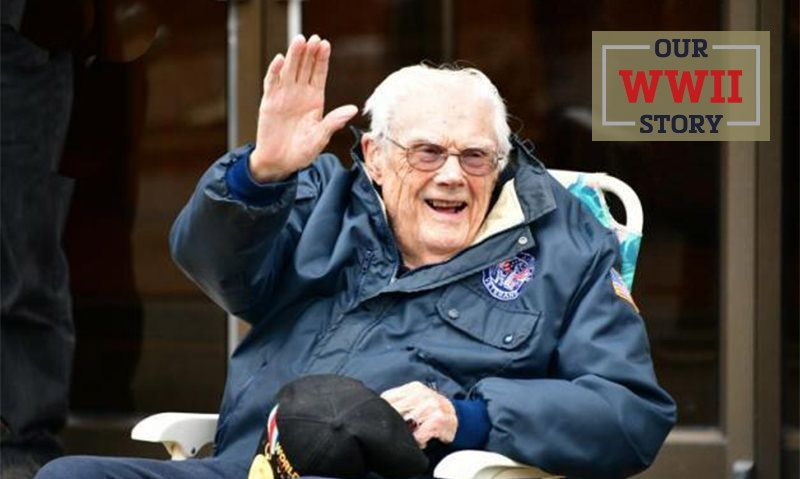 OUR WWII STORY: Legion leads birthday celebrations
