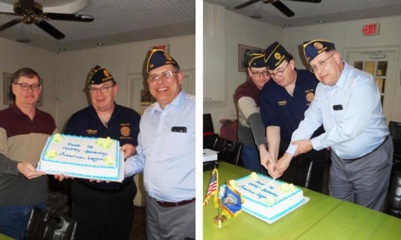 The American Legion turns 99