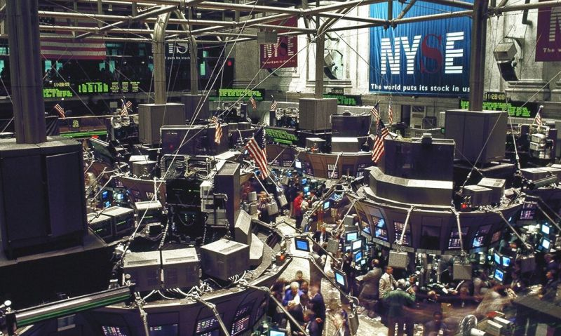 National commander to ring bell at NYSE