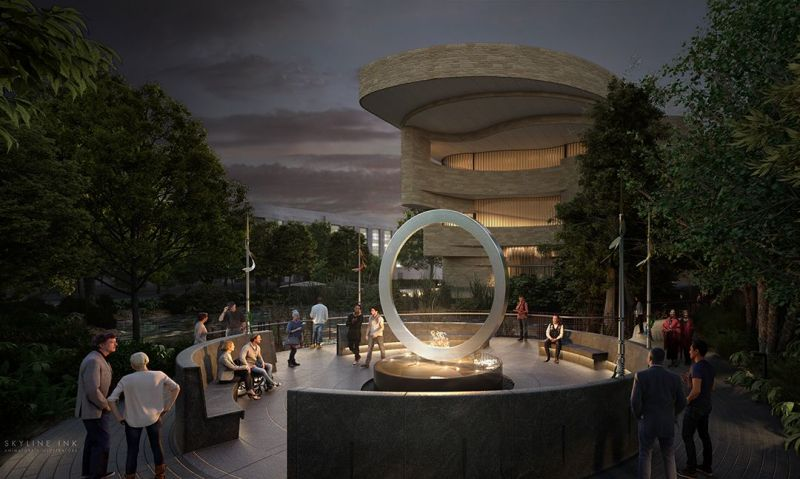 Groundbreaking set for National Native American Veterans Memorial