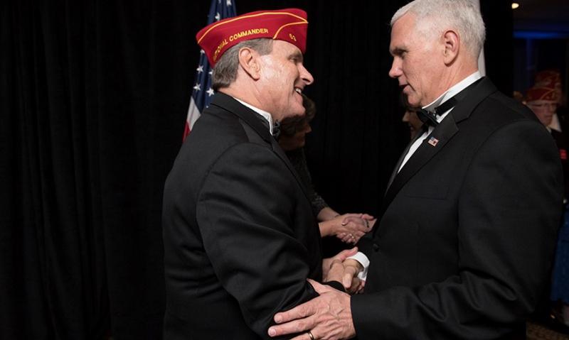 Veterans Inaugural Ball salutes Medal of Honor recipients, veterans, servicemembers